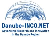 Danube-INCO.NET Newsletter