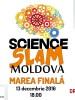 Vino la Marea Finală Science SLAM și decide care va fi cercetarea anului 2016
