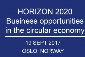 Brokerage event in Oslo – 19 September 2017